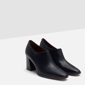 Zara | Black Ankle Boots